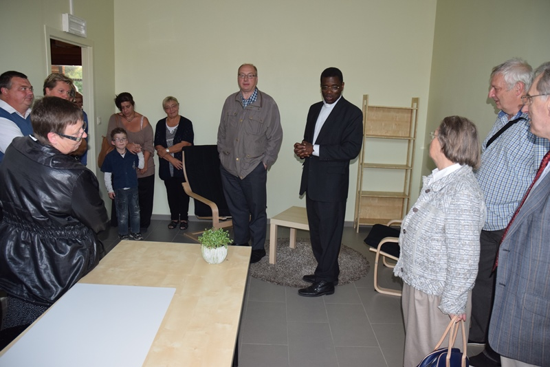 28 09 2016 Inauguration Centre pastoral UP de fatima8