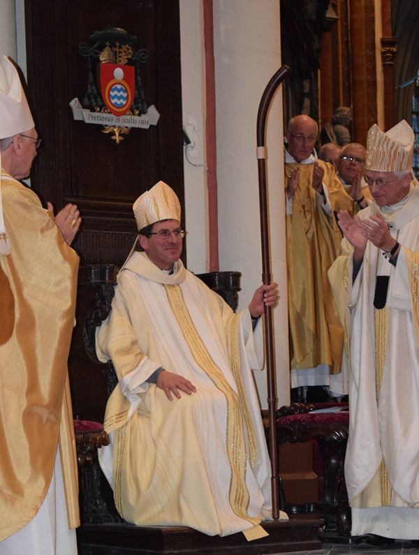 04 12 2016 Ordination episcopale de Mgr Lode Aerts Bruges12